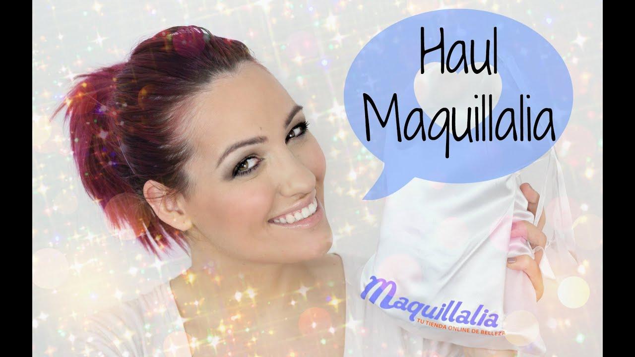 Haul: Maquillalia (Productos para el pelo y bases de maquillaje)