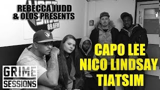 Grime Sessions   Capo Lee X Nico Lindsay   DJ Tiatsim