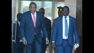 What Raila and Uhuru discuss in their night meetings | Sunday Edition