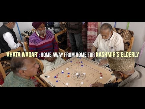 'Ahata Waqar': Home away from home for Kashmir's elderly