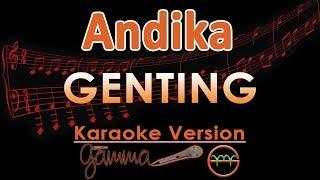 Gambar cover Andika Kangen Band - Genting (Karaoke Lirik Tanpa Vokal)