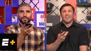 Who will GSP answer a call from, what's next for Tony Ferguson? | Ariel & The Bad Guy | ESPN
