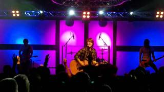 Aaron Gillespie - Our God LIVE 2011