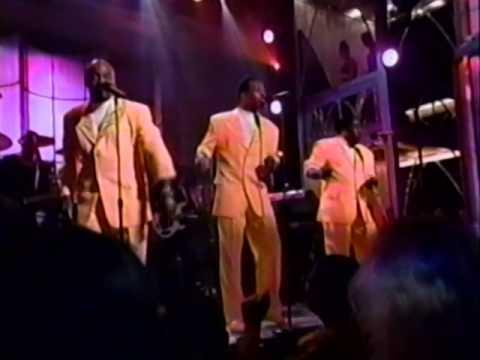 """O'Jays: """"Use Ta Be My Girl"""" LIVE (1998)"""