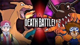 Pokémon VS Digimon   DEATH BATTLE!