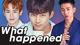 What Happened to 2PM - Jay Park and JYP Entertainment