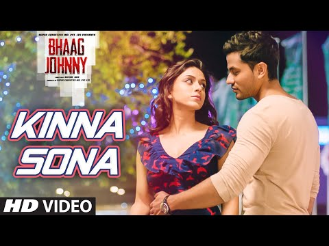 Kinna Sona FULL VIDEO Song - Bhaag Johnny | Kunal Khemu, Zoa Morani | Sunil Kamath