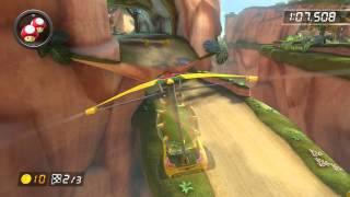 Shy Guy Falls - 1:57.343 - G13★Kamek (Mario Kart 8 World Record)
