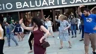 Masterclass de flamenco en Baluarte