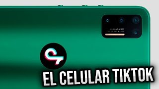 EL CELULAR DE TIKTOK EXISTE, ES GAMA ALTA Y ADEMAS CALIDAD-PRECIO