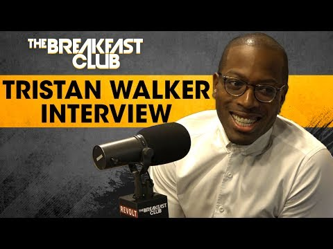 Tristan Walker On Pitching Nas His Bevel Brand & Coming Up As A Young Entrepreneur