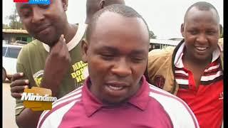 Mirindimo: Jamaa huko Mombasa apatikana amevaa nguo sita hivi kwenye mnada wa Nakumatt.