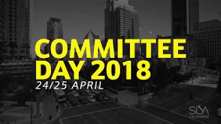 SLA Committee Day 2018