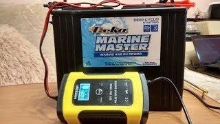 Аккумулятор тяговый deka dc31 dt лодочный 120 а ч
