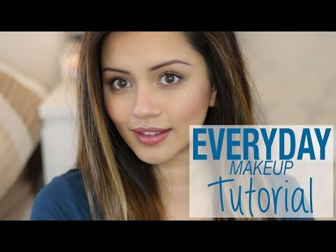Tutorial | My Everyday Makeup Tutorial | Kaushal Beauty
