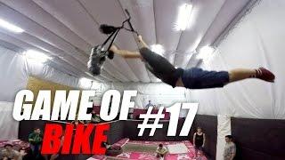 Game of BIKE #17 - БАТУТ БАЙК