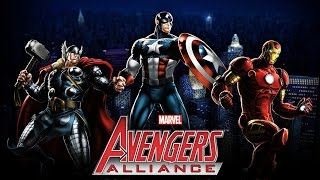 Marvel: Avengers Alliance (iOS/Android) Lets play Gameplay Walkthrough