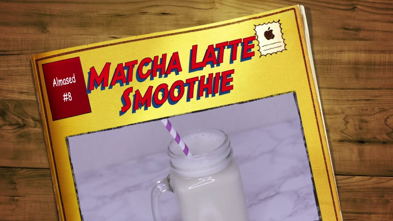 Matcha Latte Smoothie