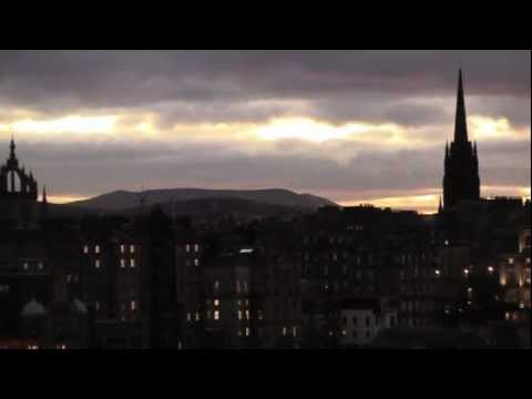 A Walk Around Edinburgh, Scotland - 27th November, 2012 Mp3