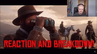 Red Dead Online Frontier Pursuits DLC Trailer Reaction And Breakdown