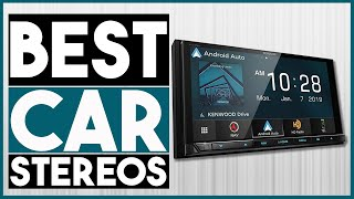BEST CAR STEREO 2021 - CAR STEREO WITH BLUETOOTH