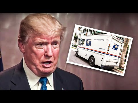 The Truth Behind Trump's Assault on the Post Office