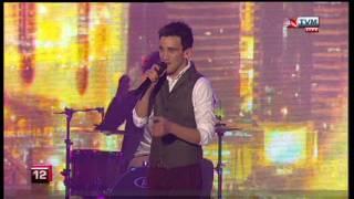 Gianluca Bezzina winner of Malta Eurovision 2013 - Tomorrow (Final)