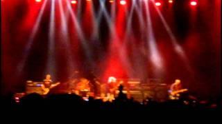 Barón Rojo voló sobre Montjuich el 11-02-2012