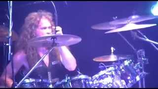 Exciter - Violence and Force (Teatro de Flores 17-08-15)