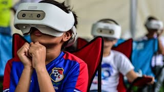 Panama: Using VR to spread the gospel