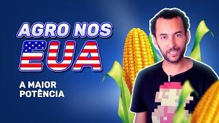 | Agricultura Nos Estados Unidos | Cinturão Agrícola | Belts Americanos |