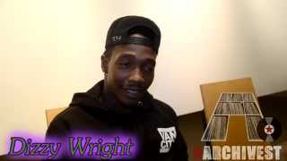 Exclusive Interview Catch up with Dizzy Wright Spark Up The Flame