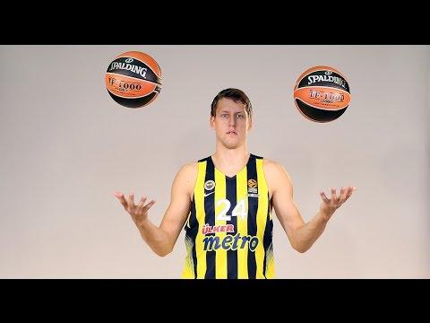 Regular Season Round 20 MVP: Jan Vesely, Fenerbahce Istanbul