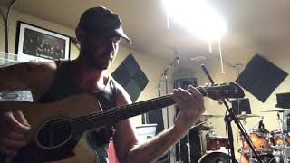 36 Crazyfists left hand charity (acoustic cover)