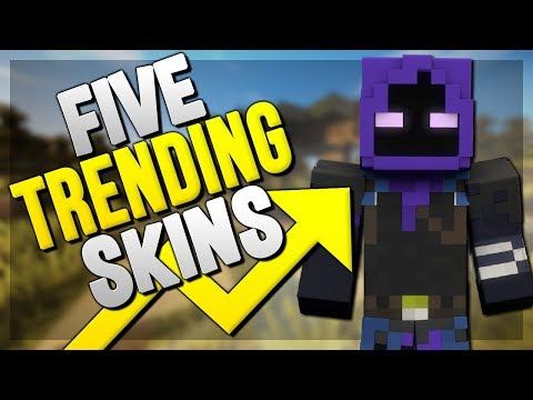 Trending Minecraft Skins Top Minecraft Skins ISS - Minecraft namemc skin