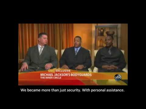Michael Jackson Bodyguards Speak About His Secret Life (subtitles)