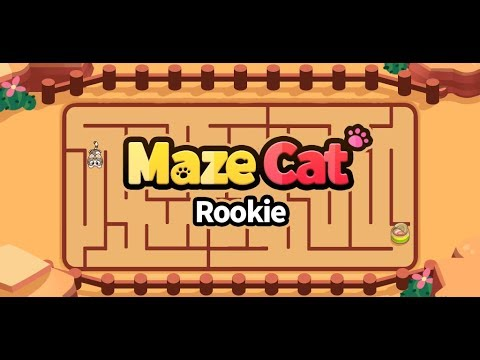 Maze Cat - Rookie Video