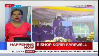 Farewell Bishop Korir:Burial of bishop set for today
