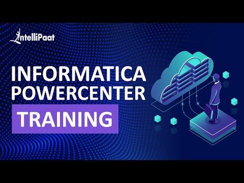 Informatica PowerCenter Training | Intellipaat - YouTube