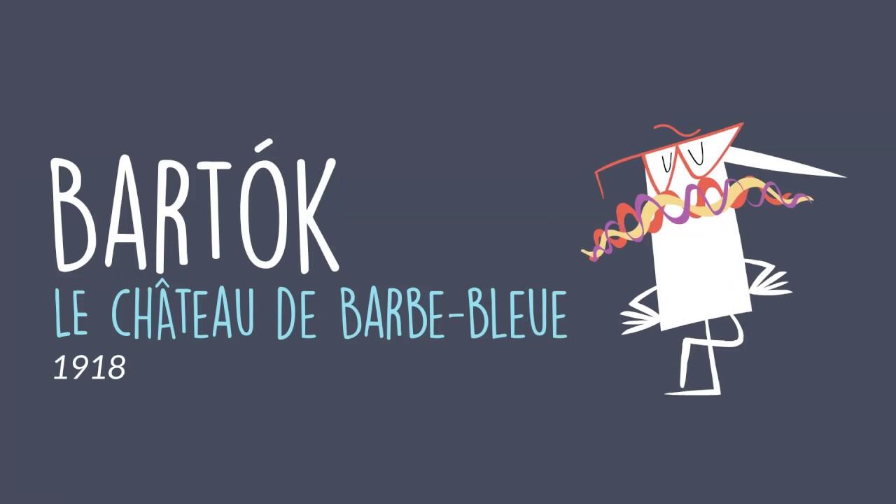 Le Château de Barbe-bleue