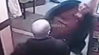 Смертельную драку у «Аиды» в Туле сняли камеры видеонаблюдения