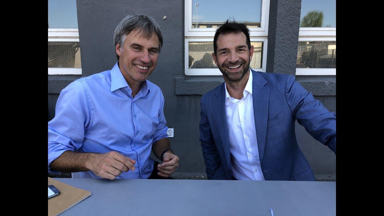 Wer nicht exponentiell denkt, droht unterzugehen – ein Interview mit Achim Berg, Vorstand BITKOM