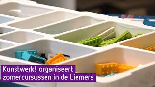 Kunstwerk! organiseert zomercursussen in de Liemers: 'Mensen zitten thuis'