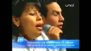 TORNADO DE BOLIVIA - TE ESPERARE - Nany (en vivo QNMP)