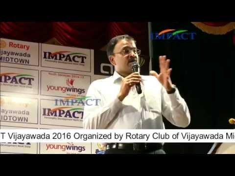 Winner Quality JD Lakshmi Narayana TELUGU IMPACT Vijayawada 2016