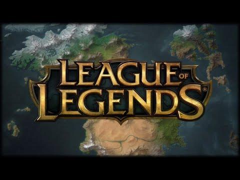 Rock poznaje świat League of Legends - część 1