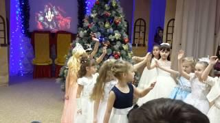Новый 2016 год в детском саду Метелица