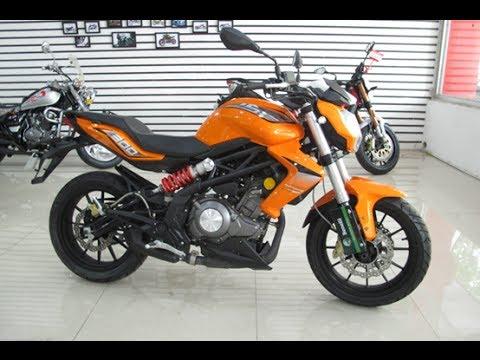 BENELLI BN 302 - KEEWAY RKX 300 - RONCO APAIXONANTE - MOTONEWS