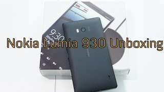 preview picture of video 'Nokia Lumia 930 Unboxing'