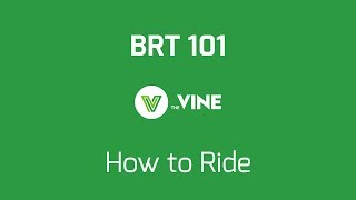 How To Ride The Vine